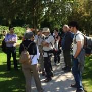 Groupe Jardin du Roi de Rome